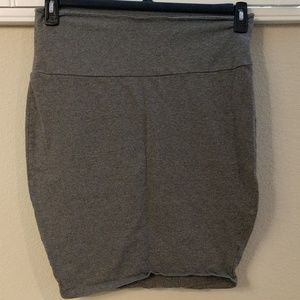 Pencil skirt - stretch